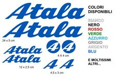 KIT Adesivi Atala Bici Alta qualità sticker decals Bike Vari colori