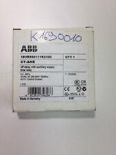 ABB CT-AHE 1SVR550111R2100 Zeitrelais rückfallverzögert 3s - 300s 240  VAC