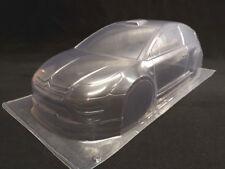 1/10 RC Car Clear Body Shell 190mm Citroen C4 WRC Rally