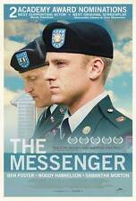 THE MESSENGER Movie POSTER 11x17 Canadian B Ben Foster Woody Harrelson