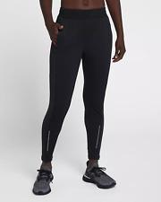 NIKE SHIELD SWIFT WOMEN RUNNING WINTERIZED TROUSERS PANTS - BLACK 932061-010 S