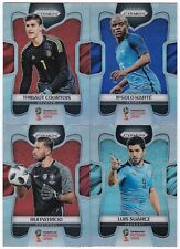 2018 PANINI PRIZM FIFA WORLD CUP - 'SILVER' PARALLEL CARDS - CHOOSE YOUR CARD