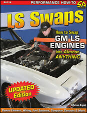 How To Swap a GM LS Engine into Pontiac Fiero 1984 1985 1986 1987 1988 LS1-LS7