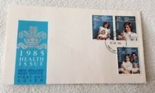First Day Cover - New Zealand Health Issue 1985