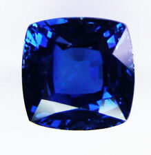 Cushion GIA Certified Loose Natural Sapphires