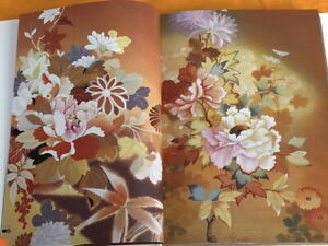 The sketches of the Kyoto Kimono Vol.3 : Flower Plants Design #1180