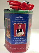 Hallmark Christmas The Polar Express Chocolatier White Truffle Confection Bliss