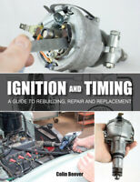 Ignition Timing Guide To Rebuilding Repair Replacement Manual Book