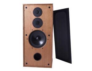 Stirling Broadcast LS 3/6  Loudspeakers Walnut - Harbeth & Rogers, look out!