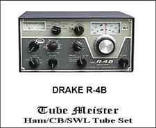 DRAKE R4-B Receiver Primo Complete Tube Set