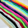 2/5/10Yd 10mm Pom Bobbles Trim Braid Fringe Ball Ribbon Edge Sewing Crafts