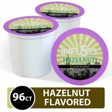 InfuSio Hazelnut K Cups 96 Count