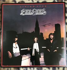 BEE GEES - Living Eyes 1981 Vinyl LP  - RSO RSBG002 A1/B1 1st - Ex+/Ex+