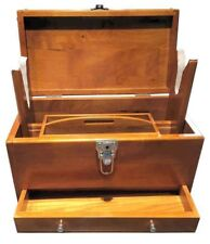 Tools & Gun - Rifle Accessories Wooden Toolbox also For Cleaning ,shooting