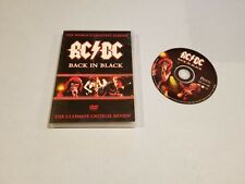 AC/DC - Back In Black: Worlds Greatest Albums (DVD, 2007)