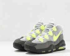 nike air uptempo black volt in vendita | eBay