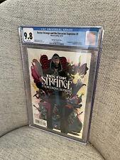 Doctor Strange Sorcerers Supreme #1 Variant  1:25 CGC 9.8 1st Kushala
