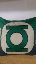 Green Lantern Superhero Toss Throw Pillow Cushion