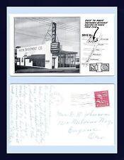 OREGON KLAMATH FALL DRIVE IN AUTO LOAN 8 JULY 1954 TO MRS. D.W. JOHNSON, EUGENE