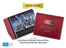 Marvel The Infinity Saga 4k Blu Ray Collectors Edition