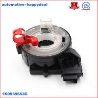 FOR VW CADDY GOLF JETTA SCIROCCO TIGUAN AIR BAG SQUIB SLIP RING CLOCK SPRING