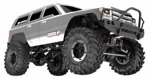 Everest Gen7 Sport Redcat Racing 1/10 Scale Crawler Silver