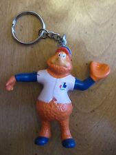 X Montreal (Expos) MASCOT  NOW  MTL CANADIENS MASCOT YOUPPI KEY RING