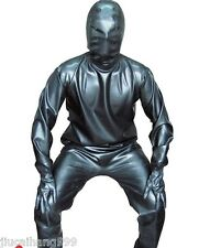 Handmade 100% Latex Rubber 0.48mm Clothing Kapper-man Suit -/502