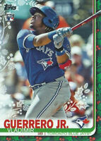 2019 Topps Holiday Up To 20 Card Lot YOU PICK Complete Your Set! Priced Cheap!!