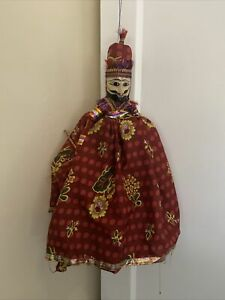 Indian Upside Down Souvenir Doll India