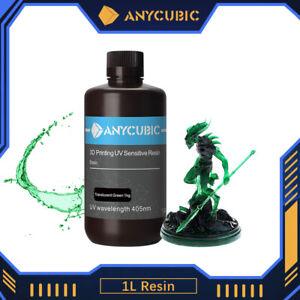 ANYCUBIC 3D Drucker 1000ml/1L 405nm UV Resin für LCD/DLP/SLA 3D Drucker