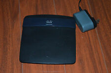LINKSYS E3200 V1 Dual Band Wireless N 300Mbps Router W/ Tomato