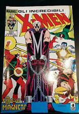 "FUMETTO MARVEL COMICS GLI INCREDIBILI "" X-MEN "" N.17 1991  (LN-2/1)"