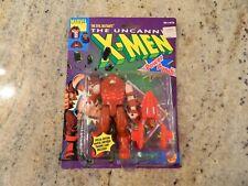 1991 Marvel The Uncanny X-Men Action Figure - Jauggernaut #4909
