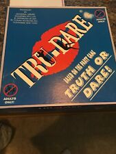 Truth Or Dare Board Game By Universal Leisure Industries