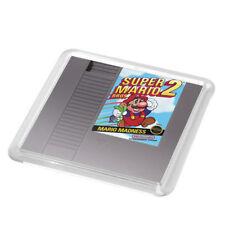 Super Mario Bros 2 Nes Cartridge Coaster x 1