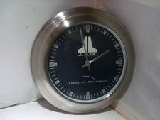JL AUDIO Dealer Wall Clock Rare. Car Audio