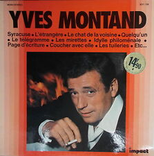 LP Yves Montand - same,  MINT-,cleaned,France Press impact 6371139