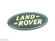 Genuine New LAND ROVER FRONT GREEN BADGE Freelander 2 LR2 L359 Discovery 4 LR4