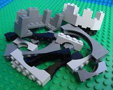 Lego Grey Castle Tops City Town Indiana Jones Kingdoms