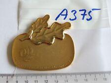 Medaille Magistrat der Stadt Bremerhaven Verdienstplakette golden (A375-)