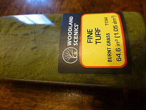Woodland Scenics #785-1344 Fine Turf Burnt Grass Shaker