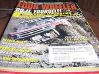 Four Wheeler Magazine Nov 2003 - 8 Driveway Upgrades