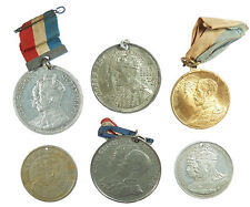 Great Britain group of six medals of GEORGE V