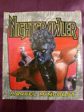 Randy Bowen Mini Bust Statue X-men Nightcrawler 2614 of 5000