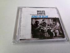 "MILES DAVIS ""KIND OF BLUE"" CD 9 TRACKS JOHN COLTRANE CNNONBALL ADDERLEY BILL EVA"