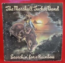 The Marshall Tucker Band Searchin' for a Rainbow Vinyl LP 1975 Capricorn Records