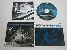 THE GASLIGHT ANTHEM/HANDWRITTEN(MERCURY 602537082148) CD ALBUM DIGIPAK
