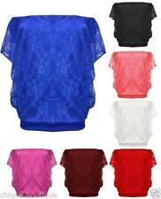 Unbranded Floral Regular Size T-Shirts for Women