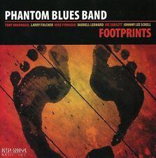 Phantom Blues Band - Footprints [New CD]